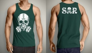 Regata Masculina Souls Of Rage - SF0001r - ZN STORE
