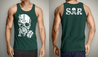 Regata Masculina Souls Of Rage - SF0002r - ZN STORE