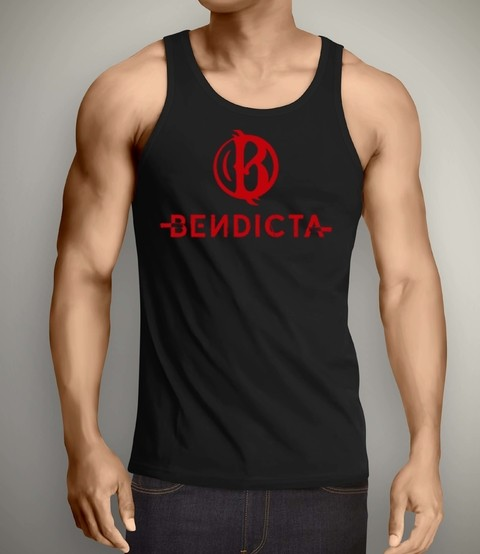 Imagem do Regata Masculina Bendicta - BN0001r