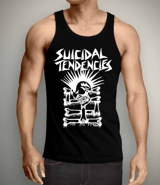 Regata Suicidal Tendencies - SU0003r - comprar online