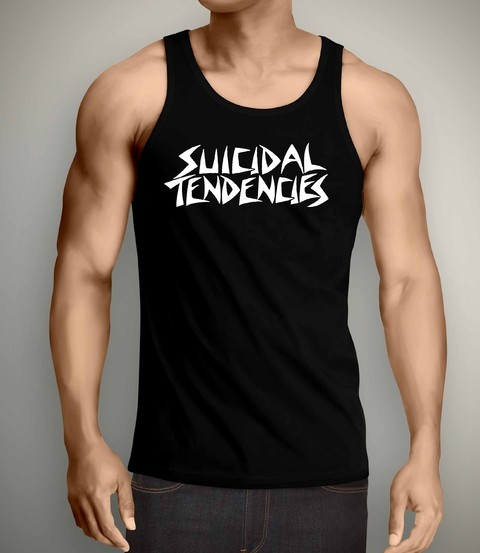 Regata Suicidal Tendencies - SU0001r - comprar online