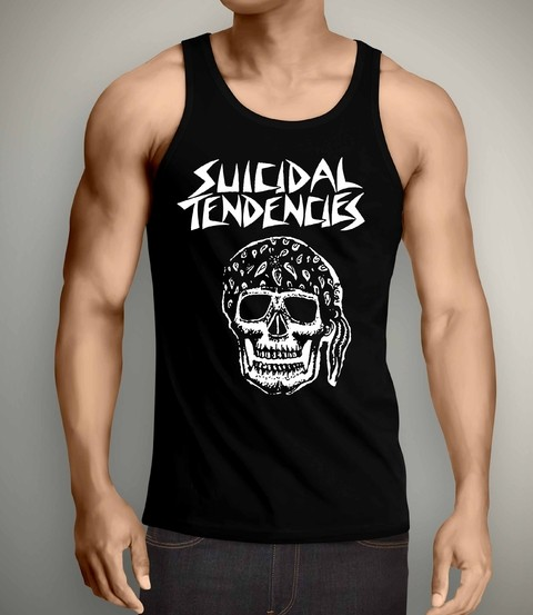 Regata Suicidal Tendencies - SU0002r - comprar online