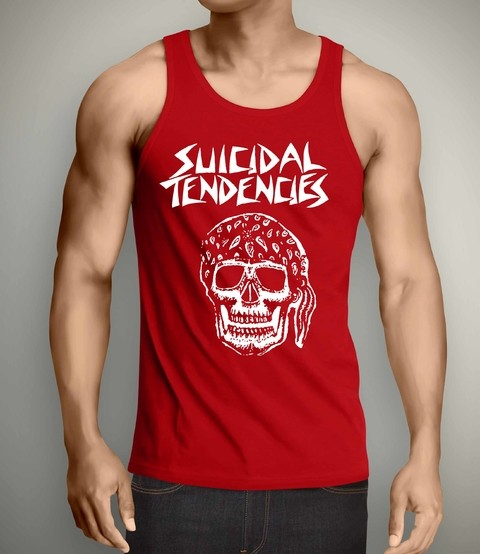 Regata Suicidal Tendencies - SU0002r - ZN STORE