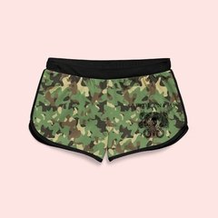 Shorts Boxer Feminino Arch Enemy - AE0002SH