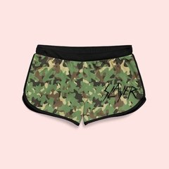 Shorts Boxer Feminino Slayer - SL0004SH