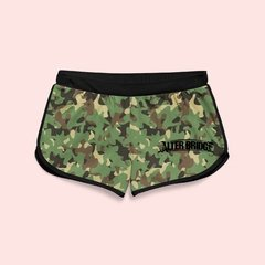 Shorts Boxer Feminino Alter Bridge - AB0003SH