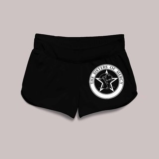 Shorts Feminino The Sisters Of Mercy - SMSH0001 - comprar online