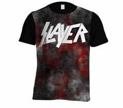 Camiseta Slayer - Linha Digital - SL0001cdig​ na internet