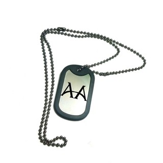 Tag Militar Attractha - ATTTG0001