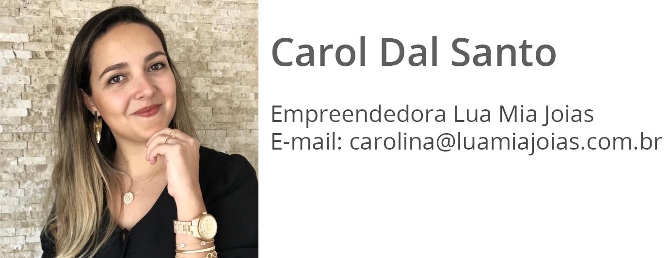 Assinatura Carol