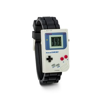 Reloj en forma de Game Boy