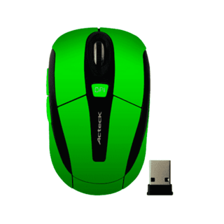 Mouse inalambrico usb gaming