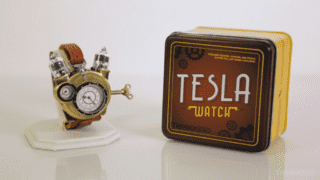 Tesla watch Limited edition