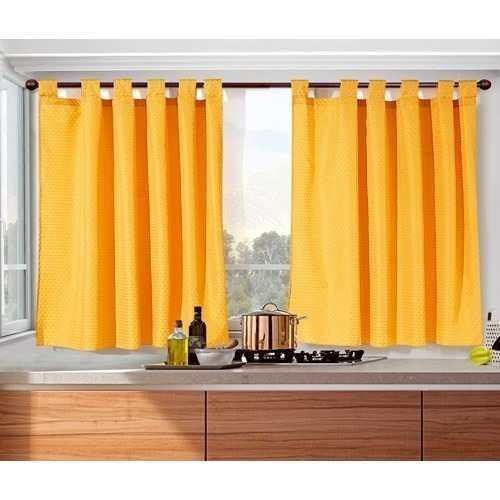 Cortina motita corta blanco mushka - Ver cortinas para cocina ...