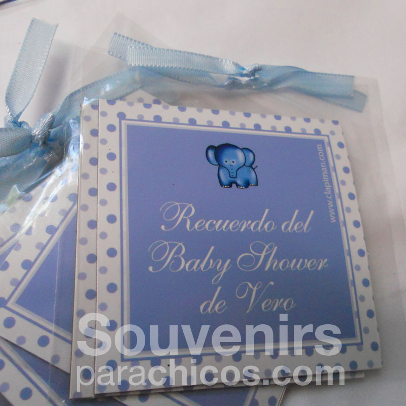 souvenir baby shower iman