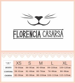 Flow dress - Florencia Casarsa