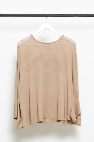 Poncho Paradise Brown - comprar online