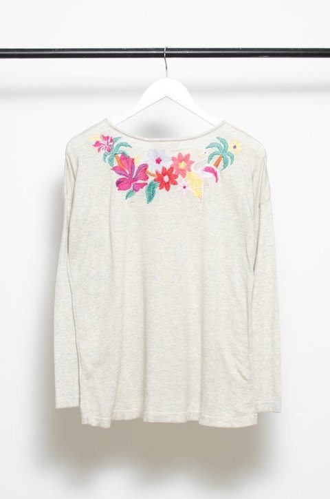 Sweater Bahamas Beige