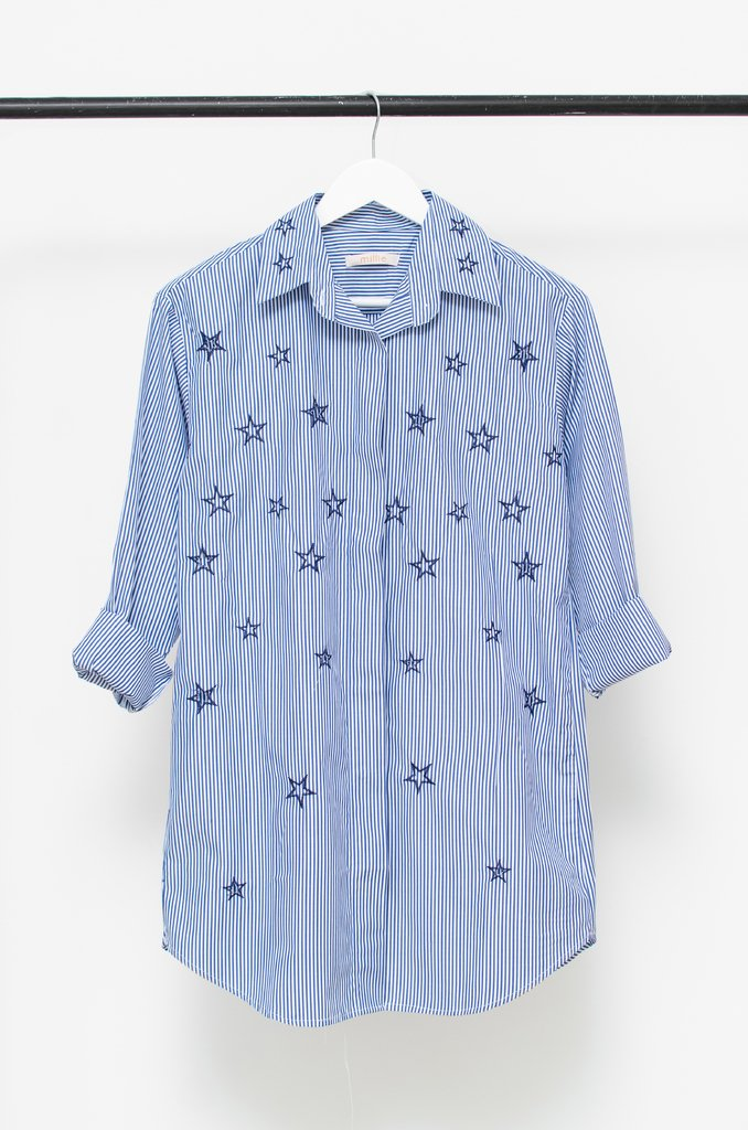 Camisa Beattle Blue