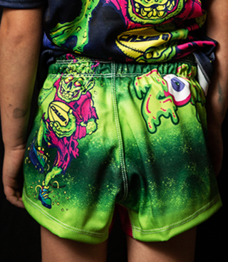 Short Rugby Niño ZOMBIES - comprar online