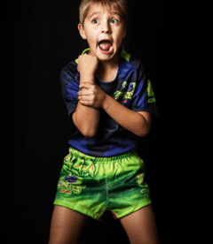 Short Rugby Niño ZOMBIES - CAYS Rugby -Tienda Online-