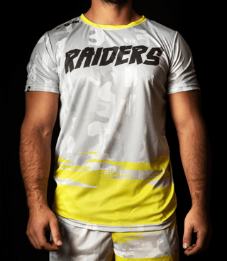 Remera Hombre INVADERS R