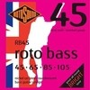 Encordado De Bajo Rotosound Roto Bass Rb45