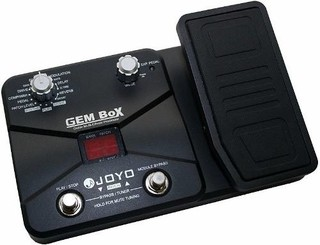 Pedalera Multi-efecto Joyo Gem Box en internet