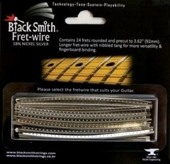 Trastes Cortados 24 Unidades Black Smith Dhp-21f1