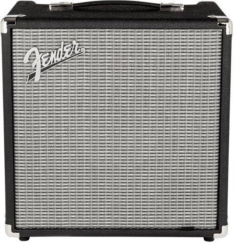 Amplificador De Bajo Fender Rumble 25