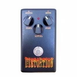 Pedal Distortion Leem Pe301 - comprar online