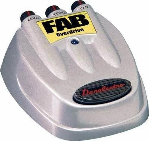 Pedal Fab Overdrive Danelectro