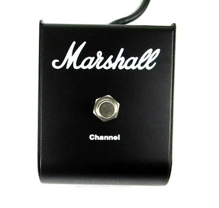 Footswitch Para Guitarra Bajo 1 Canal Marshall Pedl-90003 - comprar online