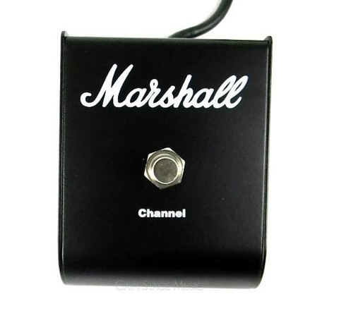 Footswitch Para Guitarra Bajo 1 Canal Marshall Pedl-90003