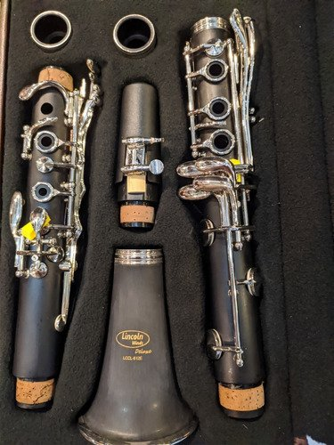 Clarinete Lincoln Winds Lccl 612e
