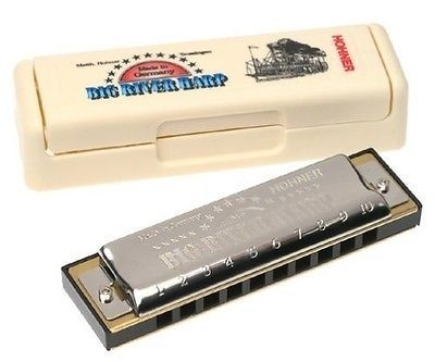 Kit Armónica Hohner Blues Harp + Libro+ Cd + Envío Gratis