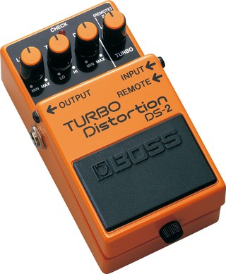 Pedal Boss Turbo Distortion Ds-2 - comprar online