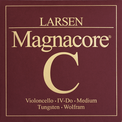 Cuerda Larsen Magnacore Para Cello C Medium Dinamarca