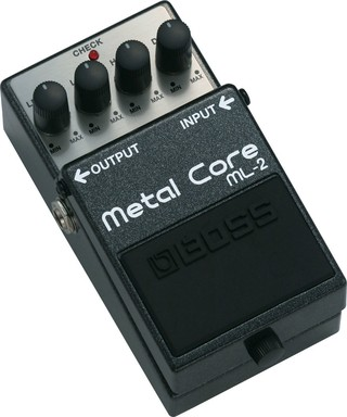 Pedal Boss Metal Core Ml-2 - comprar online
