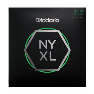Daddario Nyxl4095 Nickel Encordado Bajo 4 Cuerdas 040-095