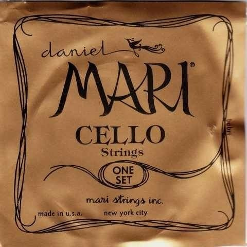 Encordado Para Cello 4/4 Daniel Mari - Usa