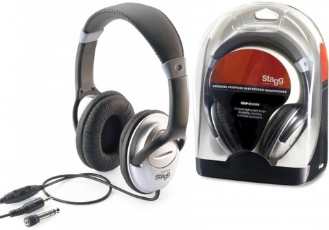Auriculares Stagg Hi-profiled Stereo Shp-2300