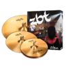Set De Platillos Zildjian Zbt Hh14, Cr 16, Rd 20 + Crash 18