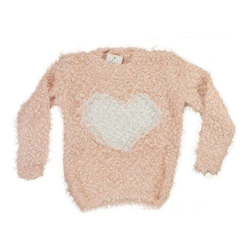 Sweater Nena Perlitas Pulover Brillos Regalosdemama
