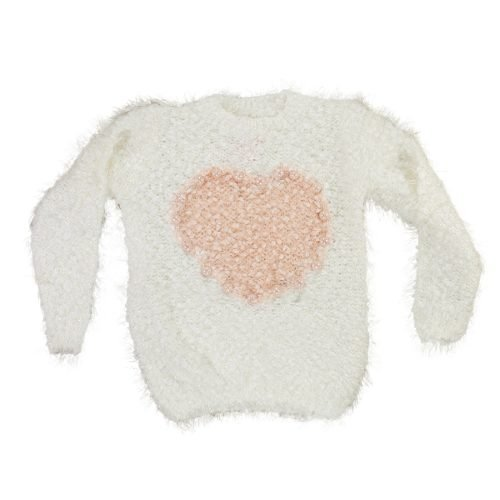 Sweater Nena Perlitas Pulover Brillos Regalosdemama en internet