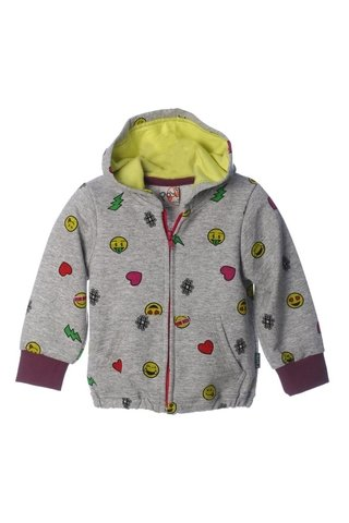 1058- Campera Emoticones