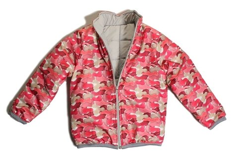 414- Campera Reversible Impermeable