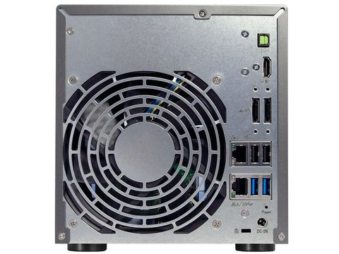 Sistemas de backup NAS ASUSTOR AS6104T RACK 2 BAIAS SEM DISCO - Magnet Smart Solutions
