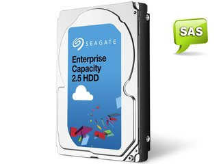 HDD SEAGATE 2,5 300GB ENTERPRISE SERVIDOR 24X7 SATA - ST300MP0006