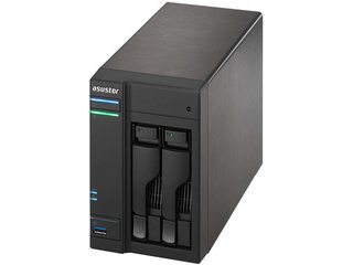 Sistemas de backup NAS ASUSTOR AS6102T RACK 2 BAIAS SEM DISCO - comprar online